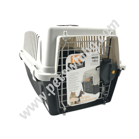 Ferplast Carrier Professional Atlas Safety Locking System 10, 20, 30 - 3 размера